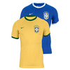 Men`s Brasil Core Ringer Tee by NIKE