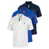 FILA Men`s Heritage Classic Snap Tennis Polo