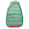 ALL FOR COLOR Fresh Pick Geo Tennis Backpack