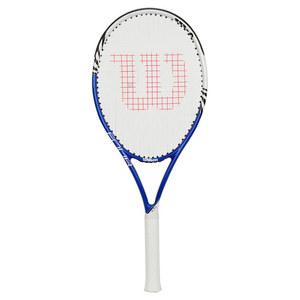 Four BLX Prestrung Tennis Racquet