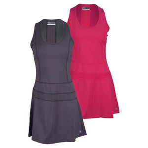 LIJA WOMENS PANEL TENNIS DRESS