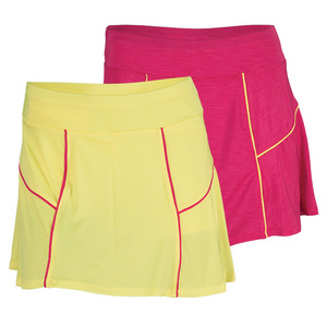 LIJA WOMENS PIPED TENNIS SKORT
