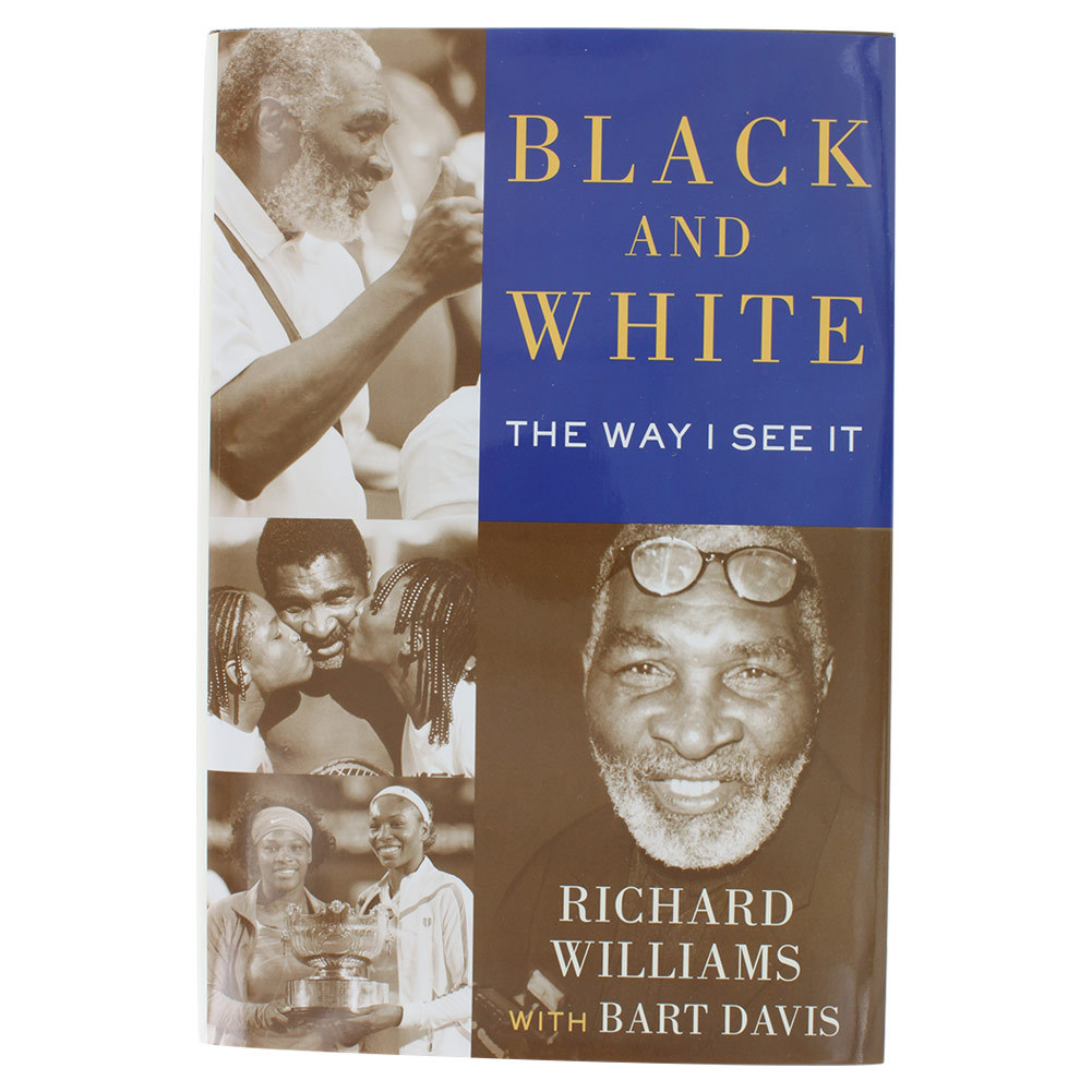 Black And White The Way I See It By Richard Williams