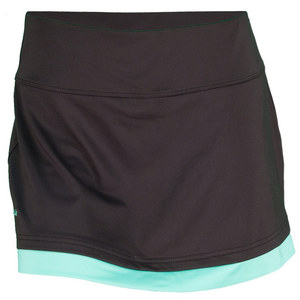 BOLLE WOMENS SEA BREEZE 14 IN SKORT BLACK