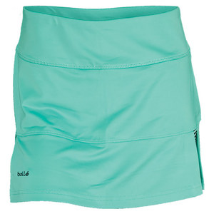 BOLLE WOMENS SEA BREEZE 14 IN SKORT MINT
