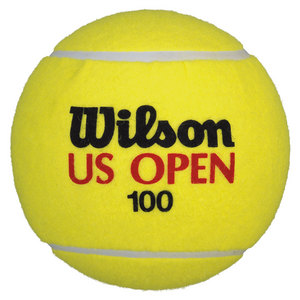 WILSON US OPEN 5 INCH MINI JUMBO 100YR TNS BALL