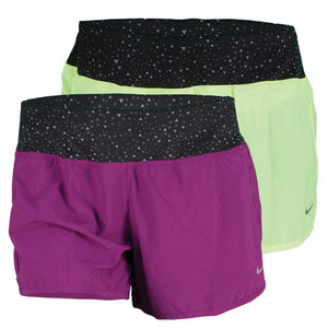 NIKE WOMENS FOUR INCH RIVAL RUNNING SHORT