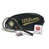 WILSON Juice 100S 100 Year Tennis Racquet Set