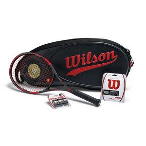 WILSON PRO STAFF 95 100 YR TNS RACQUET SET