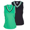 Women`s Collezione Sleeveless Tennis Tank by FILA