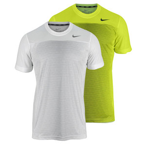 NIKE MENS HYPERSPEED LINEAR MOTION S SLV TOP