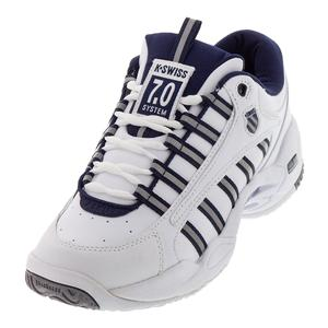 K-SWISS ULTRASCENDOR MENS WHITE/NAVY