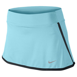 NIKE WOMENS POWER 11.8 INCH SKIRT GLACIER ICE