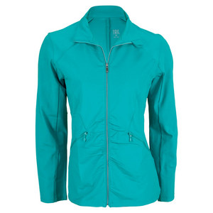 TAIL WOMENS APHRODITE JACKET SEA GLASS GREEN