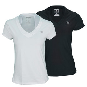 WILSON WOMENS MELBAN CAP SLEEVE TENNIS TOP