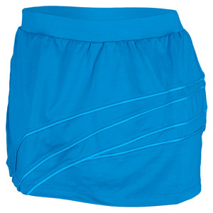 TAIL WOMENS FATIMA TENNIS SKORT OCEAN BLUE