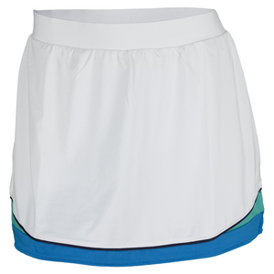 TAIL WOMENS JOELLE TENNIS SKORT WHITE