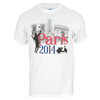 TENNIS EXPRESS Paris 2014 Unisex Tennis Tee