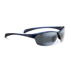 MAUI JIM HOT SANDS SUNGLASSES BLUE/NEUTRAL GRAY
