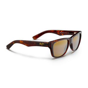 MAUI JIM MAUI CAT III SUNGLASSES TORT/HCL BRONZE