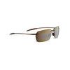 MAUI JIM Banzai Sunglasses Rootbeer and HCL Bronze