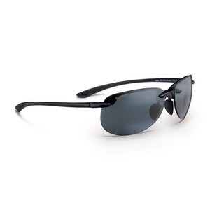 MAUI JIM HAPUNA SUNGLASSES GLOSS BK/NEUTRAL GRAY