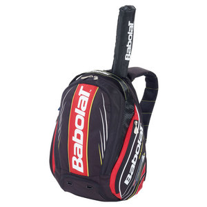BABOLAT 2014 AERO TENNIS BACKPACK RED AND BLACK