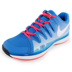 NIKE MENS ZOOM VAPOR 9.5 TOUR SHOES PH BL/PNC