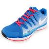 NIKE Men`s Zoom Vapor 9.5 Tour Tennis Shoes Photo Blue and Hyper Punch
