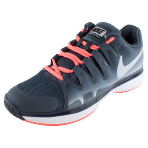 NIKE WOMENS ZOOM VPR 9.5 TOUR SHOES GY/MANGO