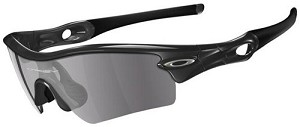 OAKLEY RADAR PATH JET BLACK W/GREY