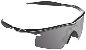 OAKLEY M-FRAME STRIKE BLACK/GREY