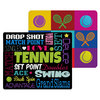 Tennis Mouse Pad by 4 WOODEN SHOES
