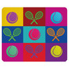 Tennis Mouse Pad POP_ART