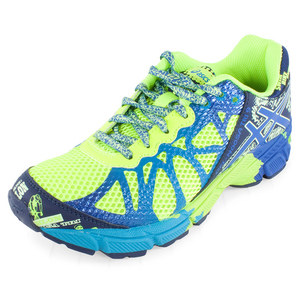 ASICS JUNIORS GEL NOOSA TRI 9 RUN SHOES YL/ROY
