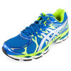 ASICS Men`s Gel Nimbus 16 Running Shoes Island Blue Lightning