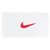 Swoosh Doublewide Tennis Wristbands 011_WHITE/VARS_RD