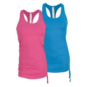 TONIC WOMENS FLUX ADJUSTABLE TENNIS TANK