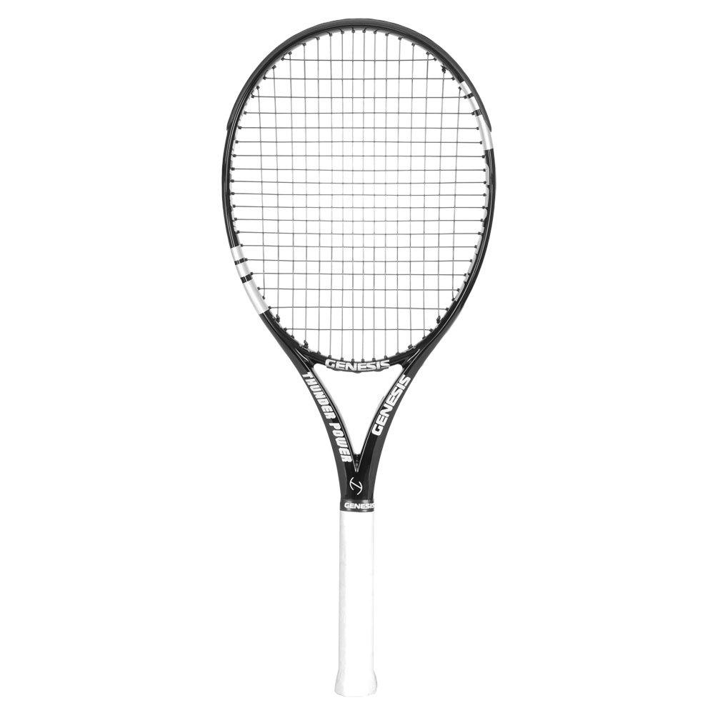 Tennis Express   GENESIS Thunder Power Tennis Racquet Lubicic Racquet Headsize