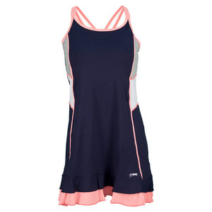 SOFIBELLA WOMENS CAMI TENNIS DRESS NAVY