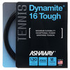 ASHAWAY Dynamite 16G Tough Tennis String Black