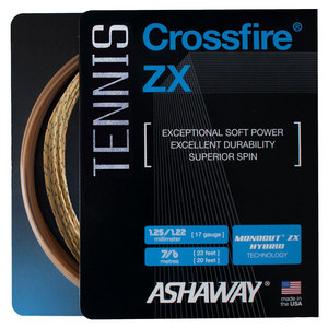 Crossfire Zyex 17G Tennis String