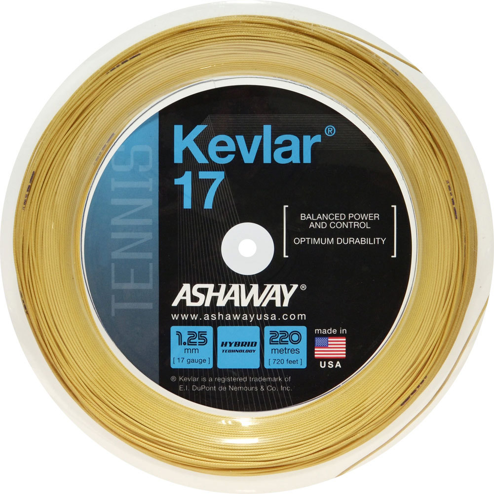 Kevlar 1.25/17g 720 Foot String Reel