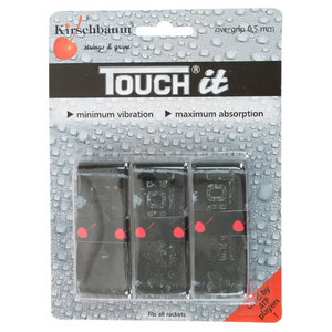 KIRSCHBAUM TOUCH IT TENNIS OVERGRIPS