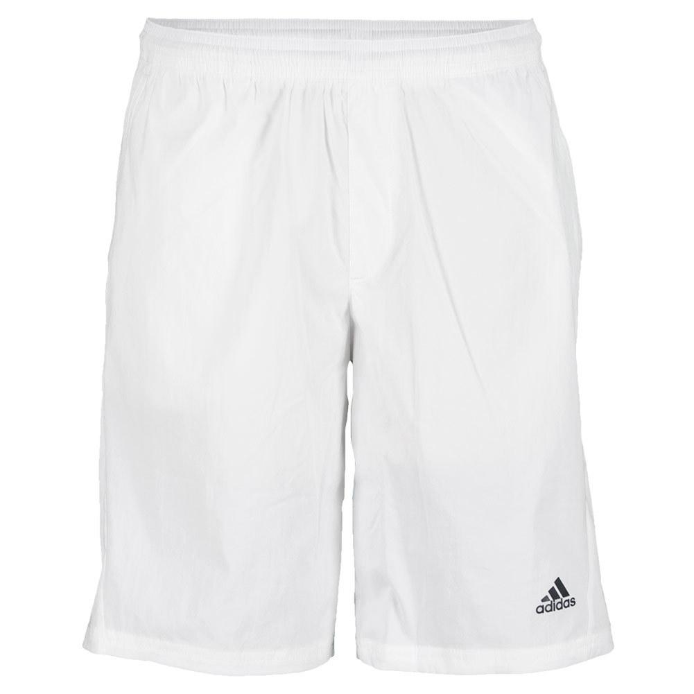 Boys ` Barricade Bermuda Tennis Short White