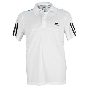 adidas BOYS RESPONSE TRADITIONAL TNS POLO WHITE