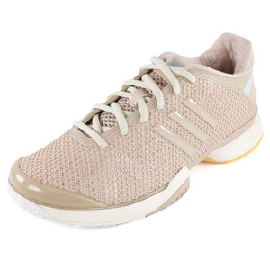 adidas WOMENS STELLA BARRICADE SHOES GNGR/CLEM