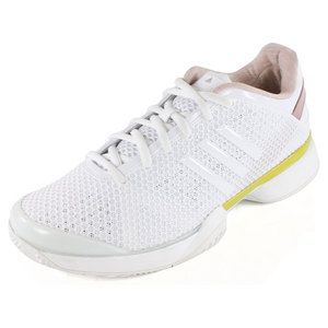 adidas WOMENS STELLA BARRICADE SHOES WH/SAKE