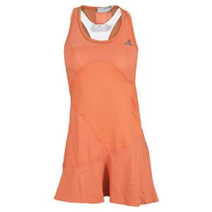 adidas WOMENS STELLA BARRCD TNS DRESS TERRA