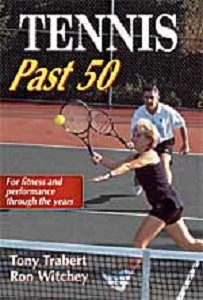 HUMAN KINETICS TENNIS PAST 50